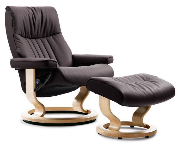 Charmant Stressless Crown Classic Chair