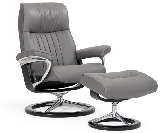 Stressless Crown (S) Signature stol