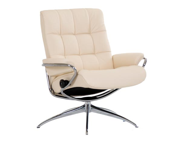 Stressless London chair low back standard base
