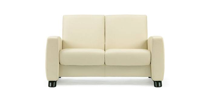 Stressless Arion 2 seater low back